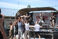 Первый Paintball-Mosh-Graffiti Fest в Туле, фото